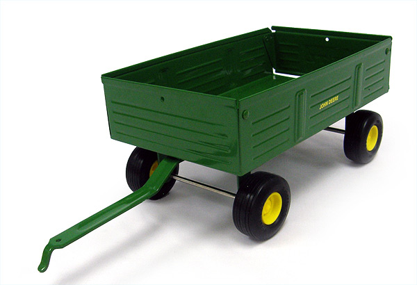 46273 - ERTL John Deere Barge Wagon An uncompromising