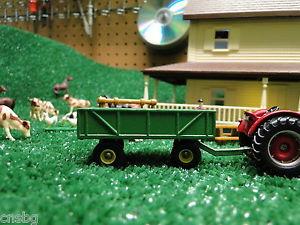Details about NEW! 1/64 Ertl John Deere barge wagon
