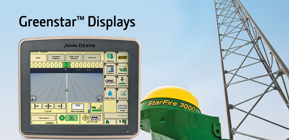 Displays and Receivers Field and Crop Solutions Ag Management ...