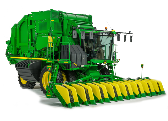 john deere 608sh cotton stripper head