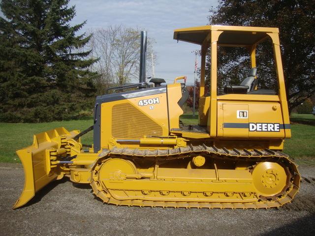 2001 John Deere 450H LT Dozer for sale https://bit.ly ...