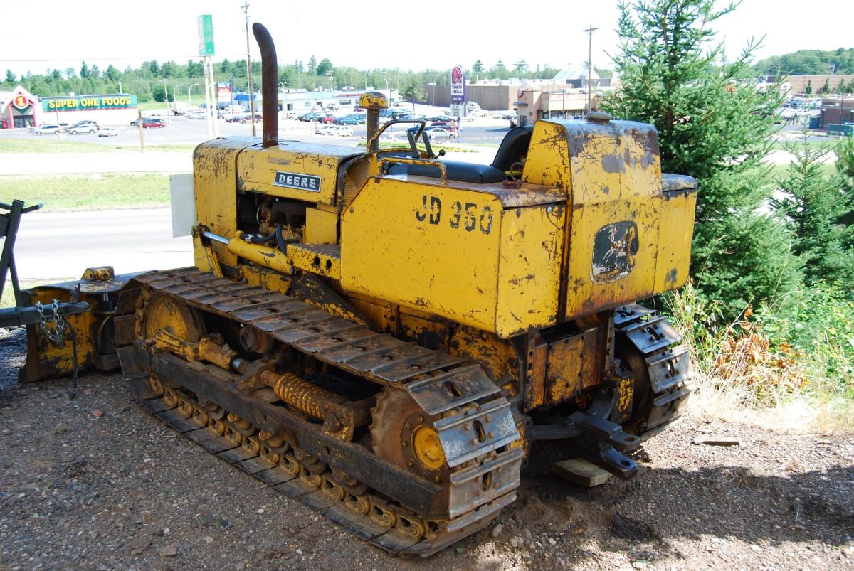 John Deere 350c Dozer Pictures to pin on Pinterest