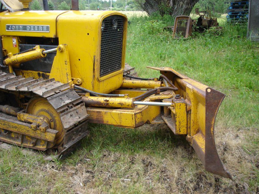 John Deere 350c Dozer | John Deere Crawler Dozers: John