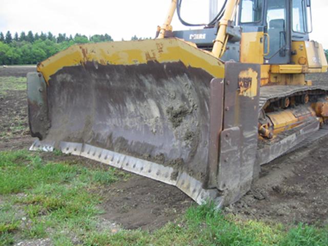 2003 John Deere 950C LT Crawler Tractor https://bit.ly/L59qWZ | ironmartonlineblog
