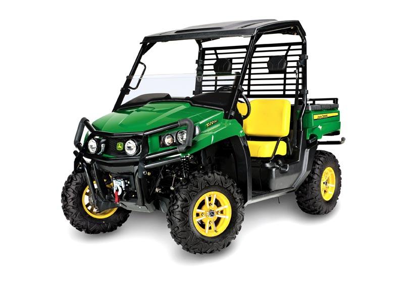 John Deere Gator XUV 550 | 4x4 Petrol Utility Vehicle