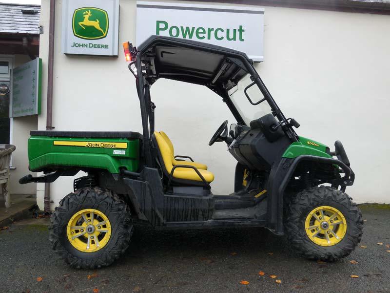 Used John Deere Gator XUV 550 | Petrol Utility Vehicle