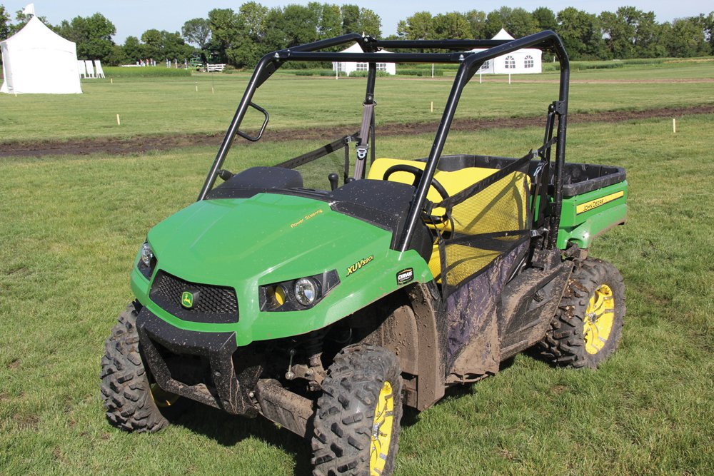 2012 John Deere Gator™ XUV 4x4 Price Quote - Free Dealer Quotes