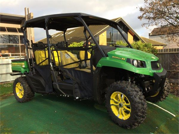 John Deere XUV590i S4 Gator Utility machines, - Mascus UK