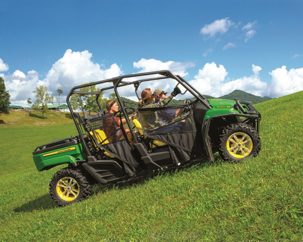John Deere introduces the Gator XUV590i and XUV590i S4 | UTV Planet ...