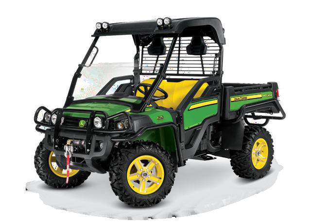John Deere 625i Crossover Utility Vehicles Gator™ Utility Vehicles ...