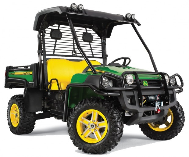 John Deere 625i Gator XUV featured grand prize | Special Sections ...