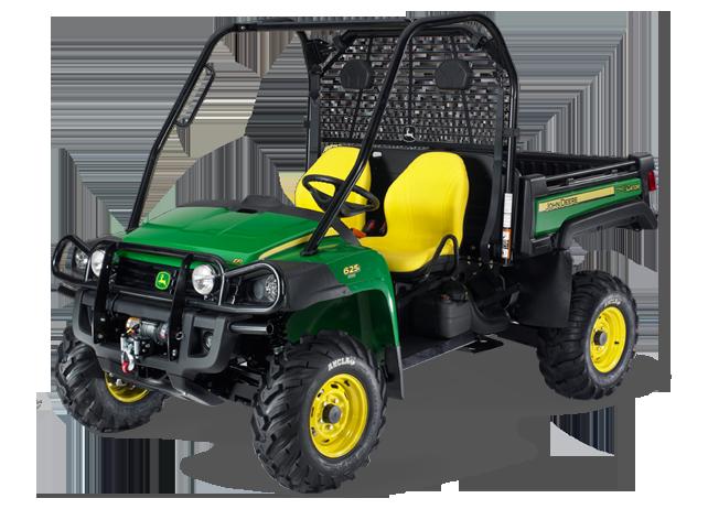 John Deere XUV 625i XUV Utility Vehicles Gator™ Utility Vehicles