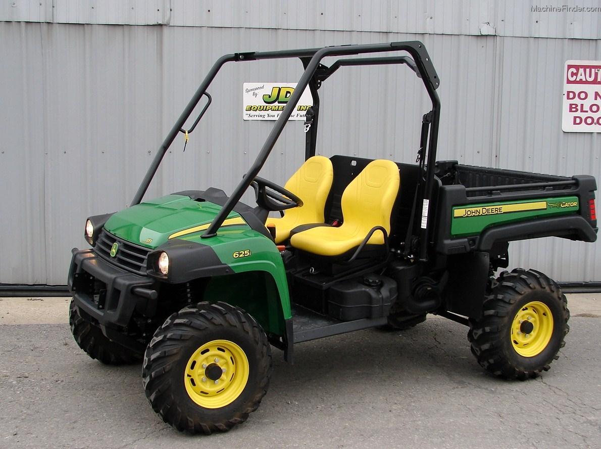 2013 John Deere GATOR 625I ATV's and Gators - John Deere MachineFinder