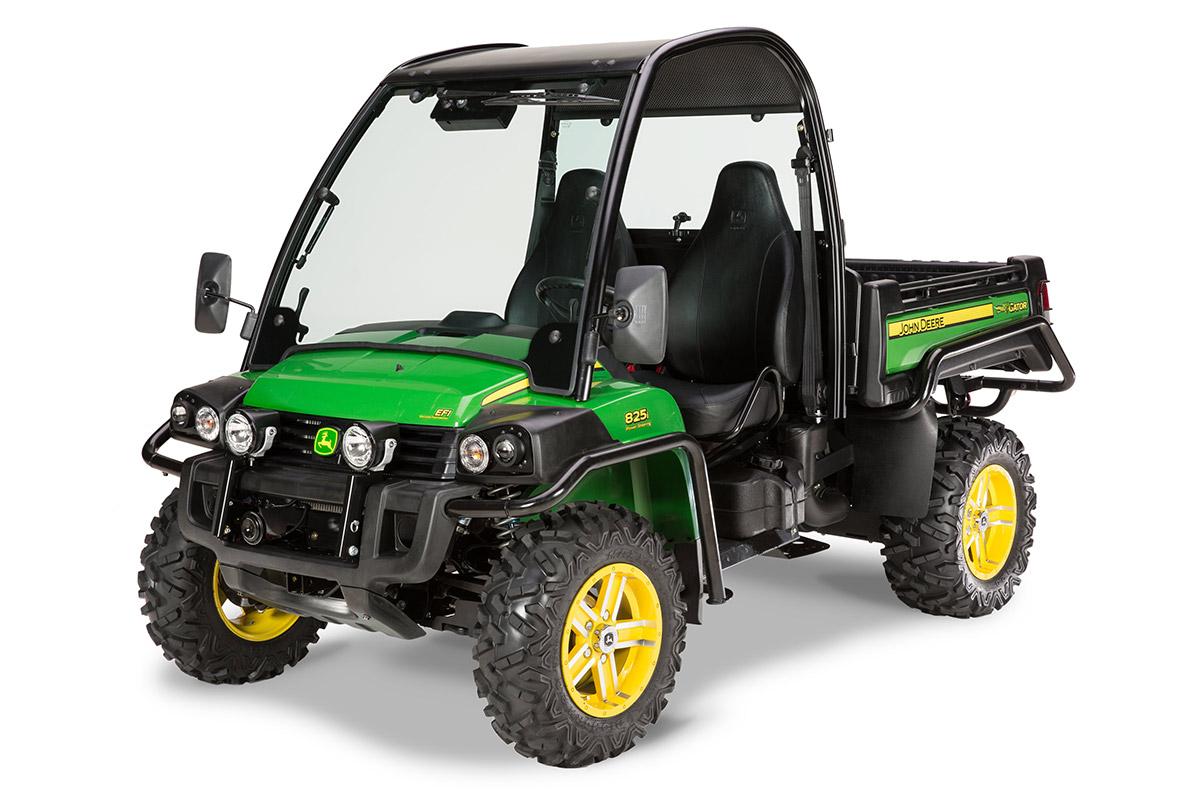 New John Deere XUV 825i Gator utility vehicle