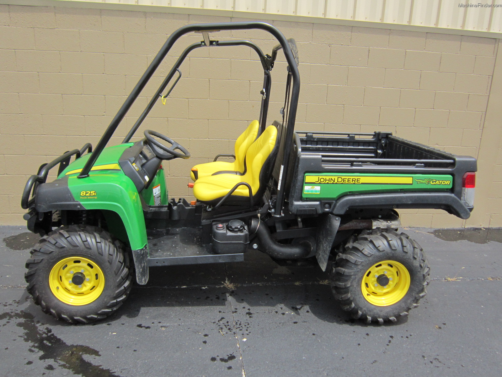 2012 John Deere 825I POWER STEERING ATV's and Gators - John Deere ...