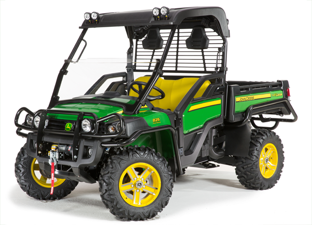 John Deere 825i Power Steering Crossover Utility Vehicle Gator Utility ...
