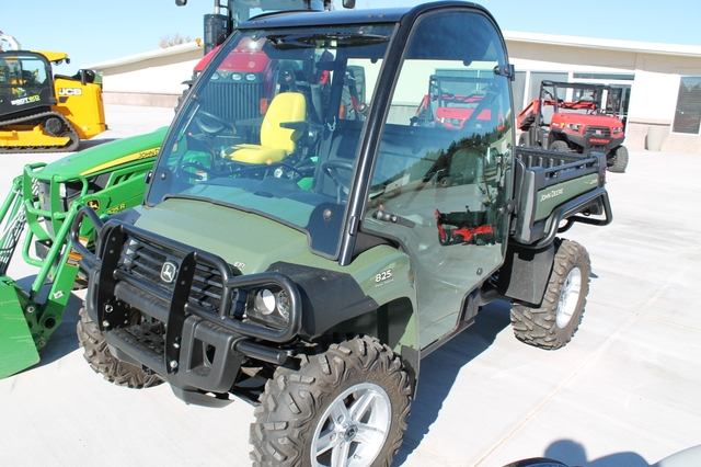 2013 JOHN DEERE 825I W/ POWER STEERING GATOR ***25 MILES*** - Nex-Tech ...