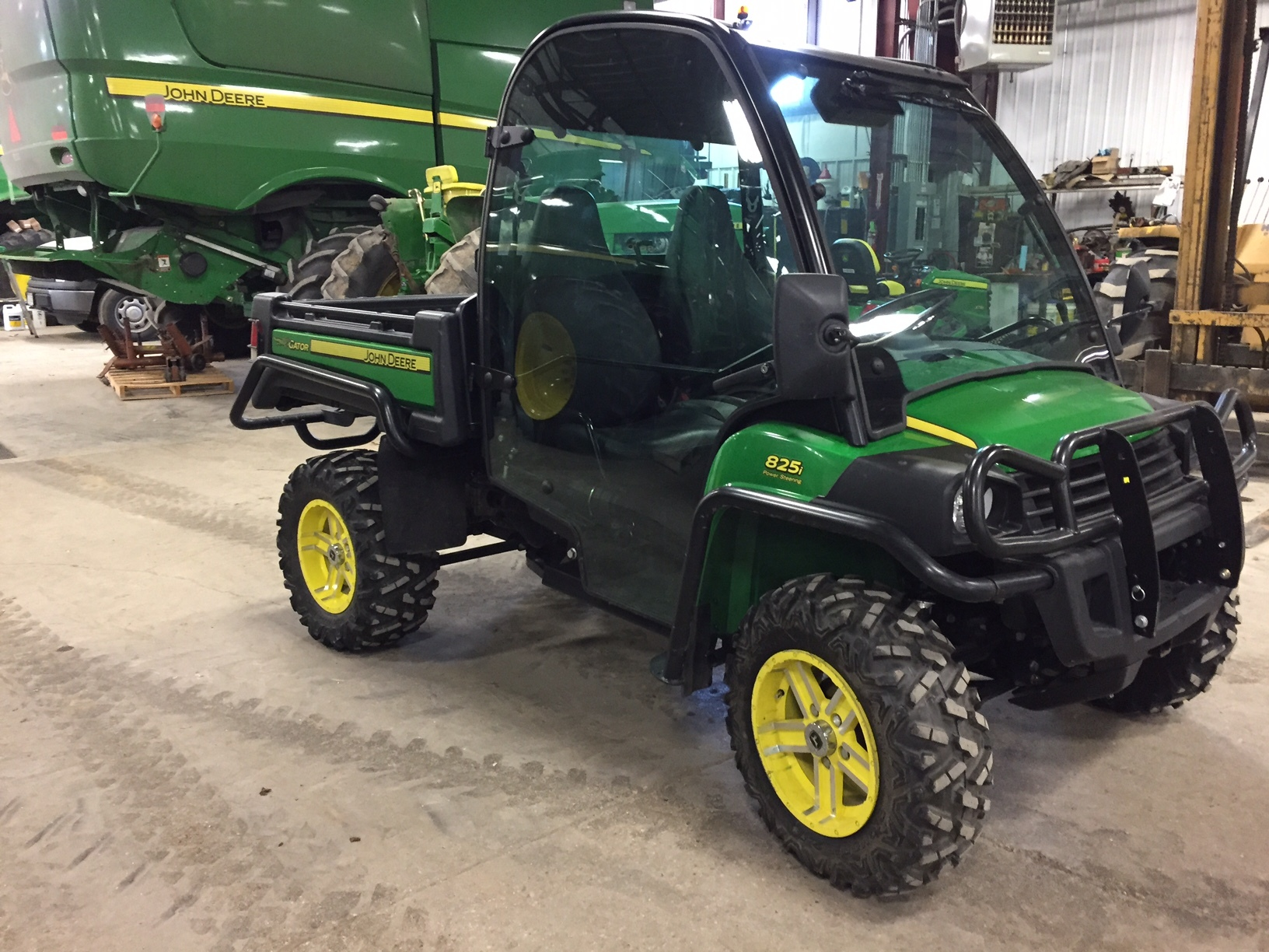 John Deere XUV 825i Power Steering ATVs & Gators for Sale | [59918]