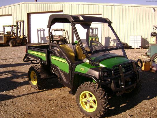 2014 John Deere XUV 825i Power Steering ATV's and Gators - John Deere ...