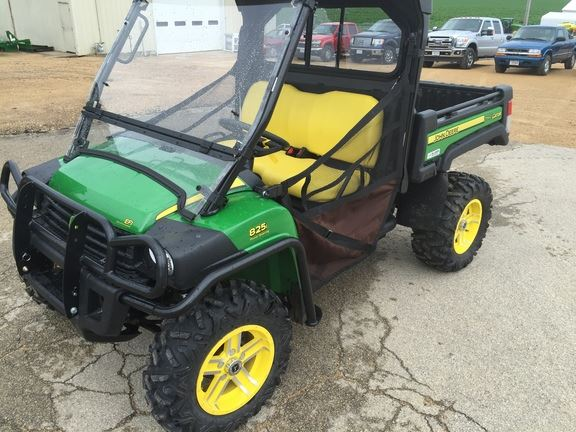 John Deere XUV 825i Power Steering - Year: 2015 - Utility machines ...