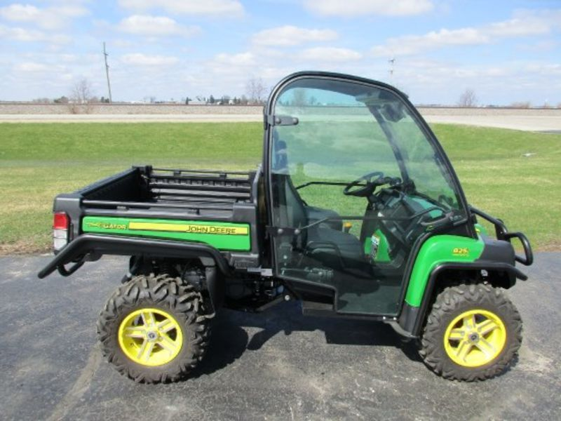 stock 249353 2015 john deere 825i xuv gator 4x4 power steering ...