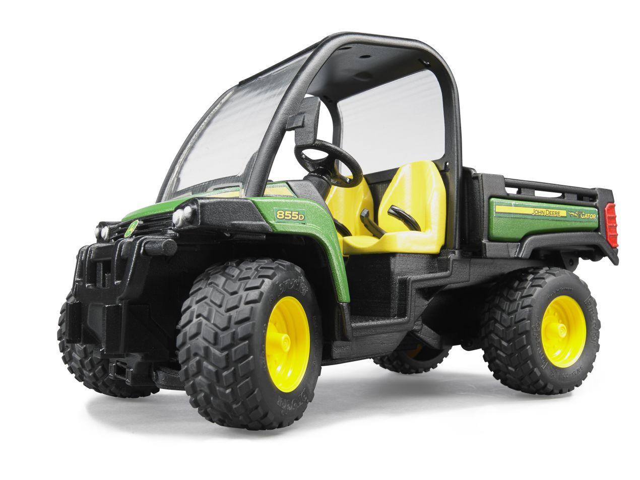 New John Deere XUV 855D S4 Gator 4x4 utility vehicle