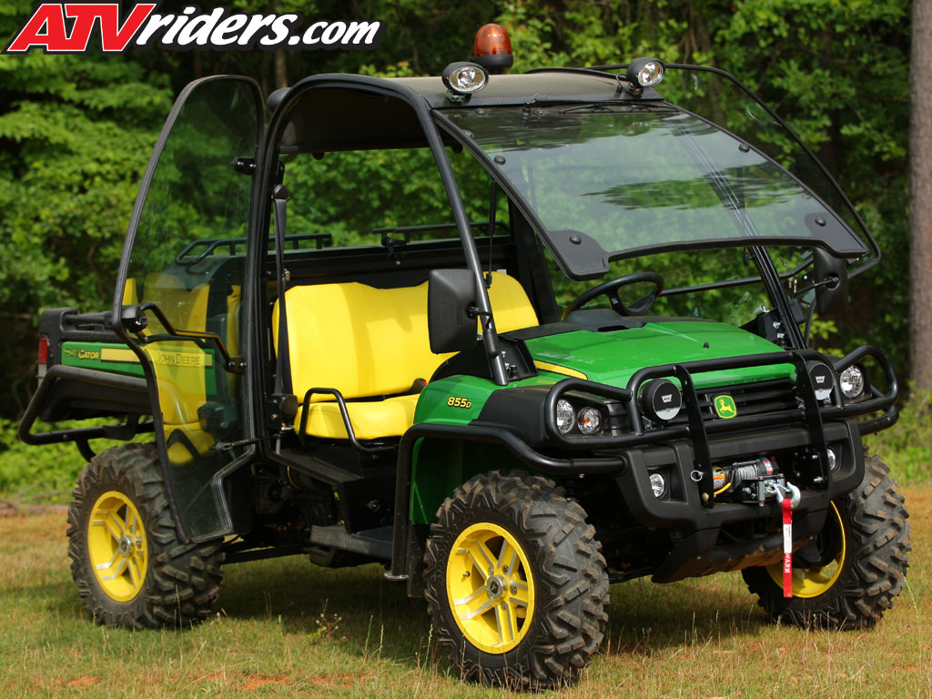 2011 john deere gator xuv 855d equipped with numerous accessories john ...