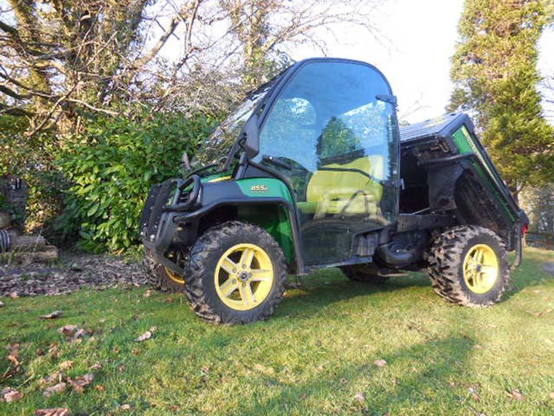 Used John Deere XUV 855D Gator