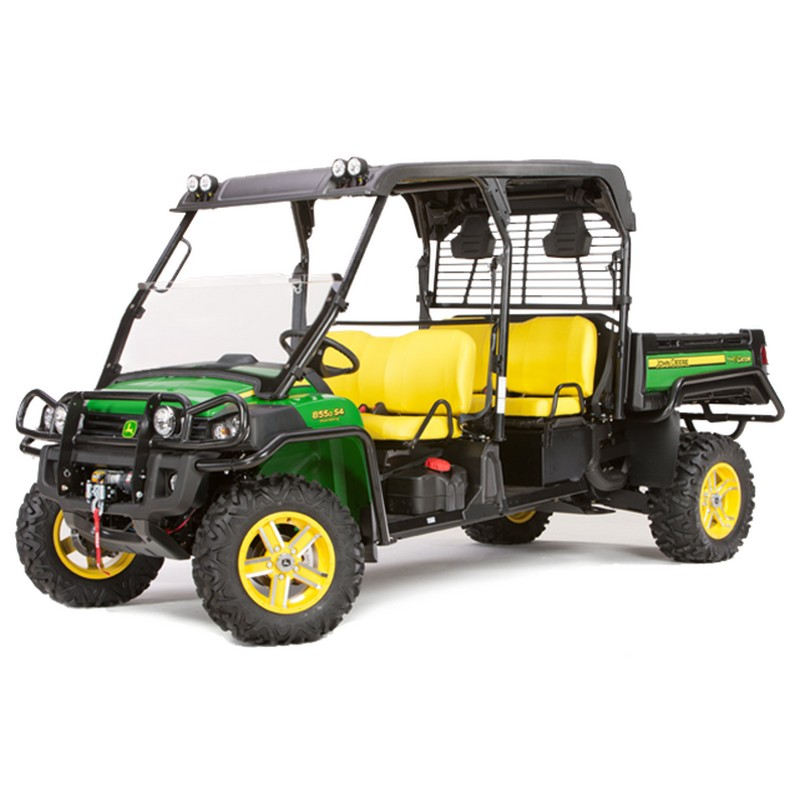 John Deere XUV 855D S4 Gator Utility Vehicle | Mutton Power Equipment