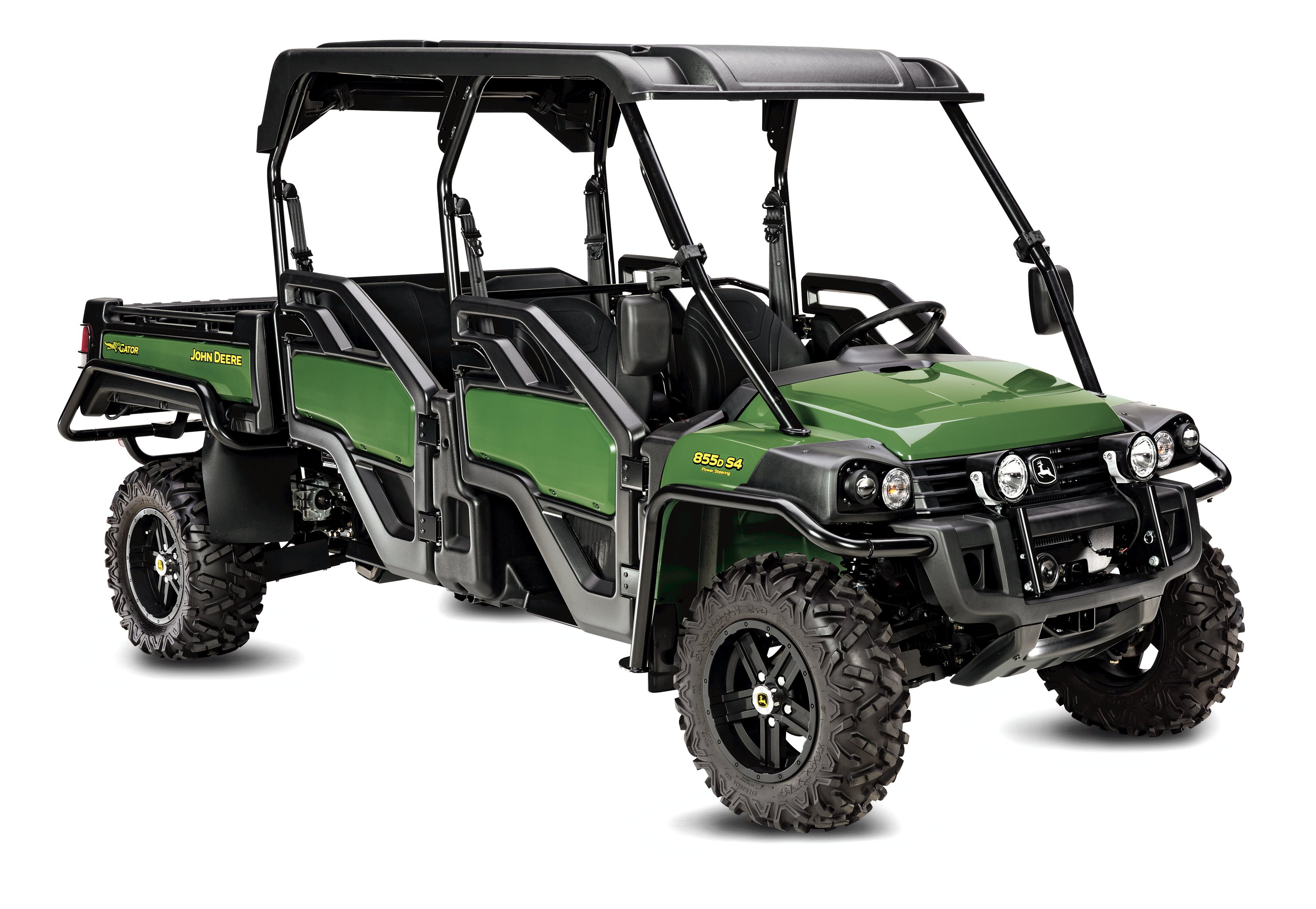 New John Deere XUV 855D S4 Gator 4x4 utility vehicle