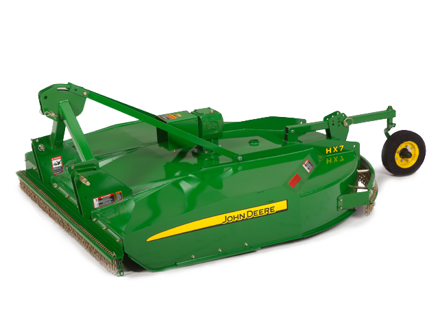 HX7 Rotary Cutter Heavy-Duty Cutters & Shredders JohnDeere.com