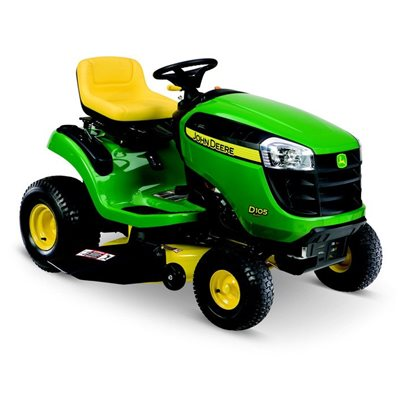 John Deere D105 17.5HP Automatic 42-in Lawn Tractor