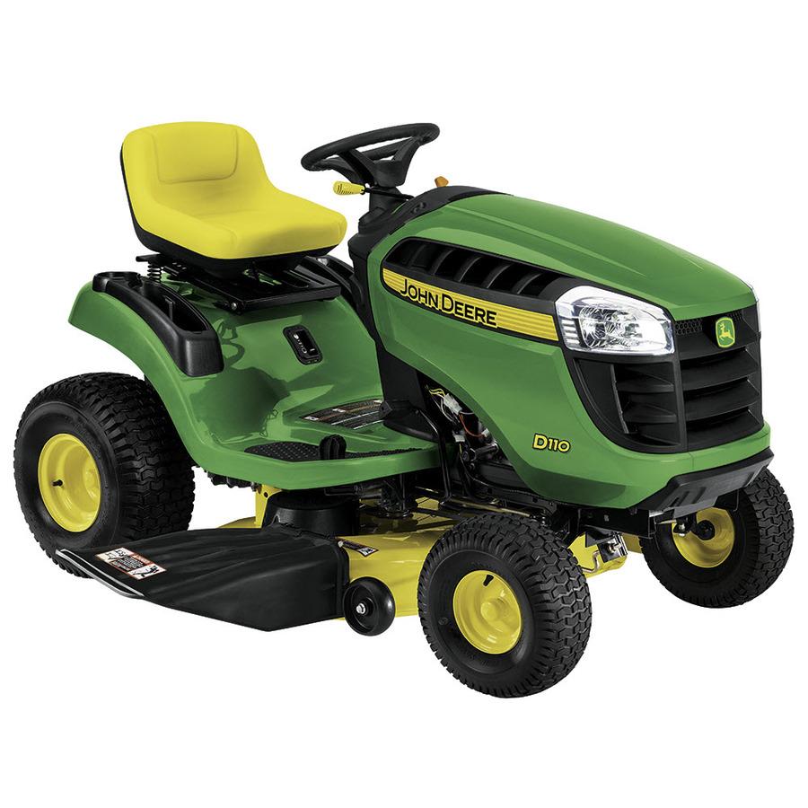 Shop! Travel! Review!: John Deere D100-D110 Lawn Tractor