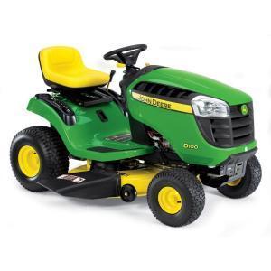 John Deere Lawn Tractor D110 Reviews – Viewpoints.com