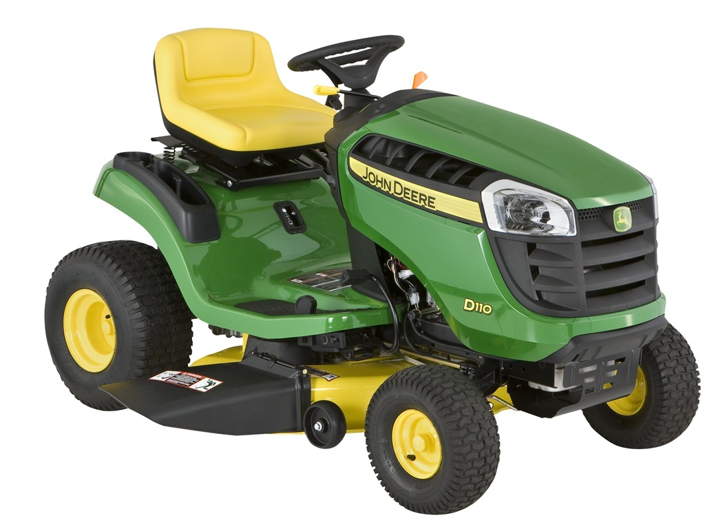 John Deere D110 Lawn Tractor Customer Reviews Product | 2016 Car ...