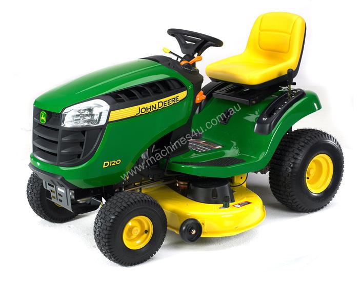 New John Deere Mowers for sale - John Deere D125 Lawn Tractor - $3,798 ...