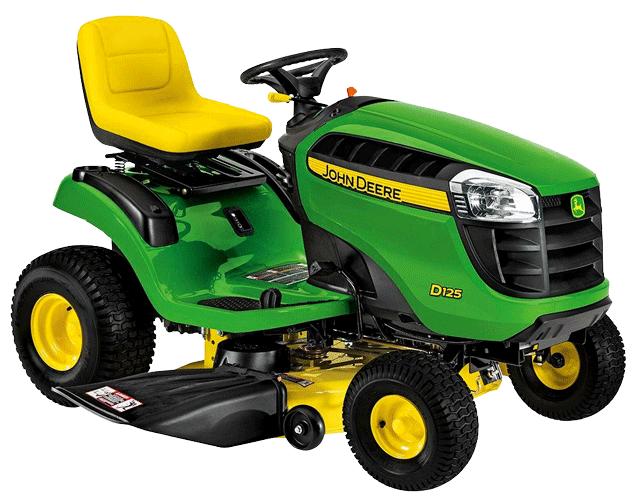 1st Best Lawn Tractor – John Deere Lawn Tractor D125