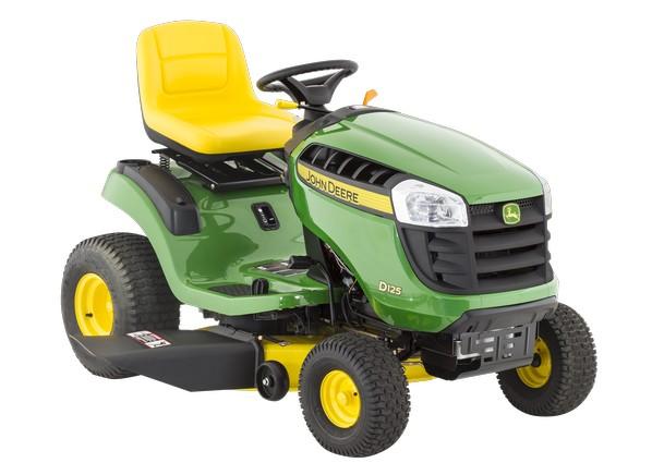John Deere D125-42 Lawn Mower & Tractor - Consumer Reports