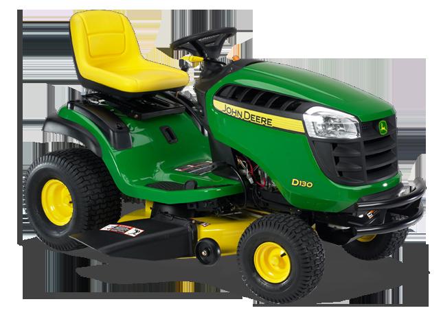 John Deere D130 Lawn Tractors JohnDeere.