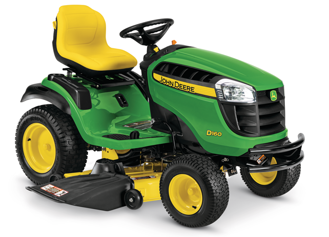Riding Mower | D160 | John Deere US