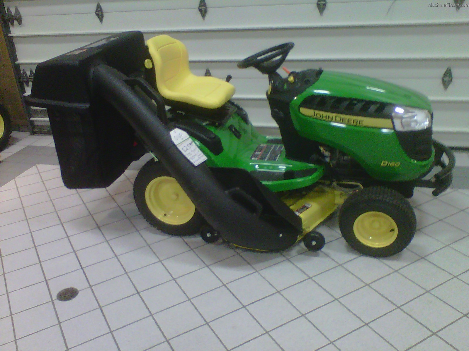 2012 John Deere D160 Lawn & Garden and Commercial Mowing - John Deere ...