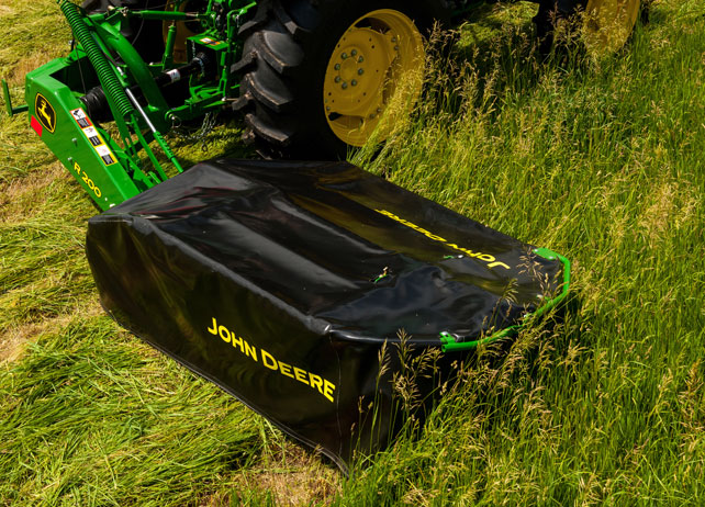Series Disc Mowers | Hay and Forage Equipment | John Deere US