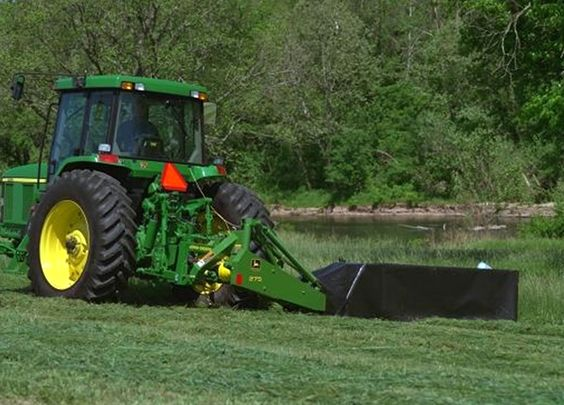 John Deere 275 Rotary Disk Mower 5 Series Disk Mowers Hay and Forage ...