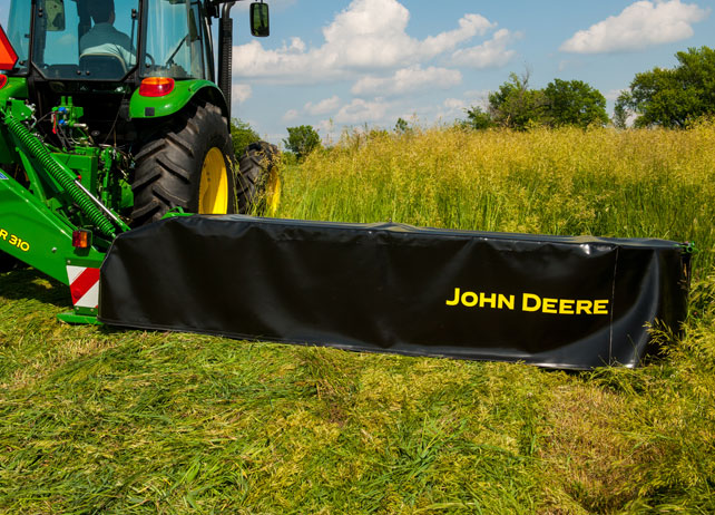Hay and Forage Equipment | R310 Disc Mower | John Deere US