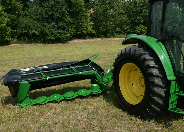 John Deere DM11 Series Disc Mowers Hay Equipment JohnDeere.com