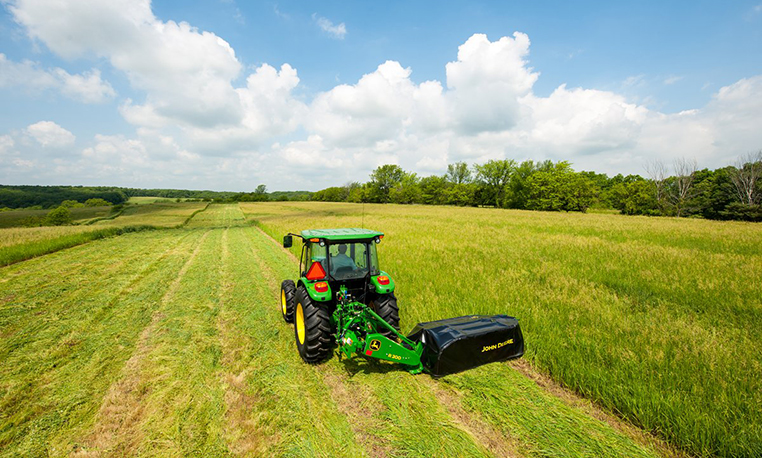 Series Disc Mowers | Hay and Forage Equipment | John Deere US