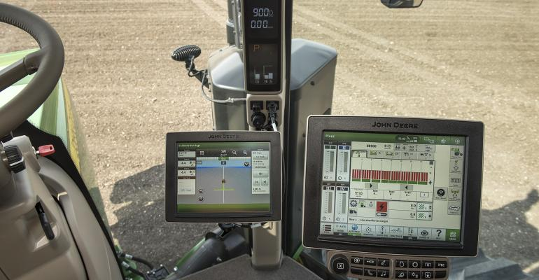 John Deere introduces Gen 4 Extended Monitor & Rate Controller 2000 ...