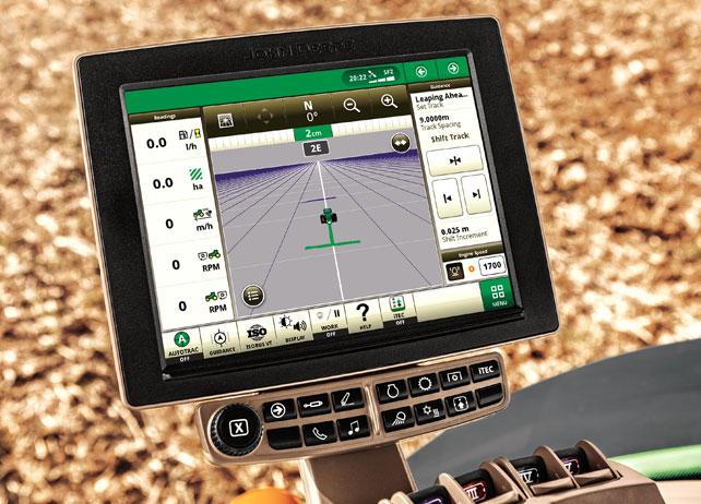 Precision Ag Technology | Gen 4 Extended Monitor | John Deere CA