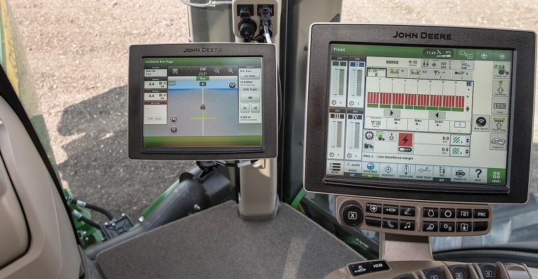 New John Deere Gen 4 Extended Monitor
