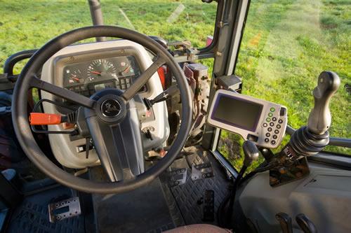 New GreenStar 1800 display from John Deere - Farming UK News